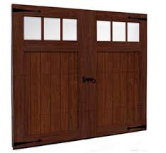 clopay faux wood garage doors. Steel Insulated Faux Wood Garage Door - Clopay Canyon Ridge Limited Edition Series Doors R