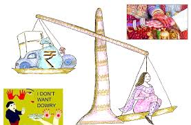 problem of dowry in many problem of dowry in n societies problem of dowry in