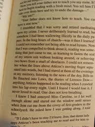 Fourth Generation Teacher On Rereading To Kill A Mockingbird And