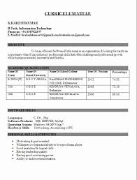 60 Inspirational Sample Resume For Mechanical Engineer Professional