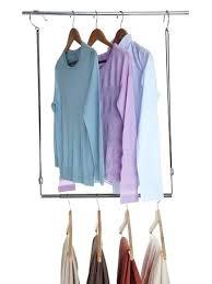 Closet Rod Extender Cool Closet Rod Extender Your Closet Clutter Problems Solved Home Depot