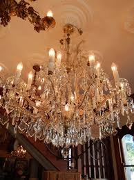 vintage marie therese chandelier