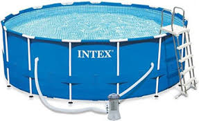 Бассейн <b>Intex METAL FRAME 457х122см</b> 28242NP купить в ...