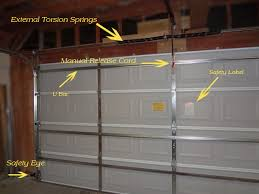 garage door partsCharleston Home Inspector discusses Garage Door Safety  Blue