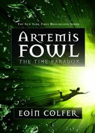 the time paradox artemis fowl 6