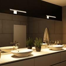 Modern Bathroom Lighting Wezen Vmw11400al 21 Led Bathroom Light Vanity Light