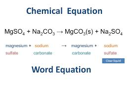 lab skills focus filtration magnesium sodium sulfate carbonate chemical equation