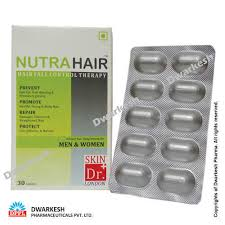 hair grow tablets at rs 200 strip