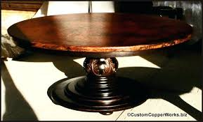 diy round copper table top clublilobal com