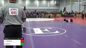 285 lbs Round Of 32 - Levi Malcolm, MT vs Byron Pierce, KY