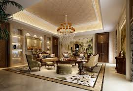 Upscale Living Room Furniture Wondrous Rounded Glass Chandelier Over Luxury Living Rooms