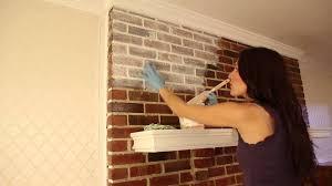 how to whitewash brick