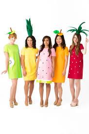 fruit salad diy costume