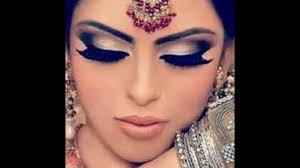 smokey eye makeup tutorial traditional asian stani wedding reception red indian 20 breathtaking