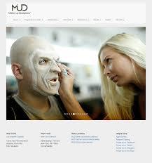 make up designory history