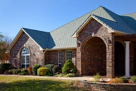 exterior paint colors with red brickSelecting Roof Colors to Complement Brick or Stone Exteriors