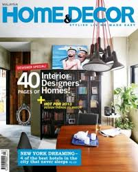 Small Picture Home Decor Malaysia Magazine Buy Subscribe Download and Read