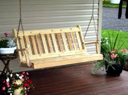 Small Picture Wonderful ideas and tips on how to build a garden swing itself