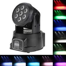 Disco Lights Big W Disco Light Dmx Rgbw Led Stage Light Moving Head Beam Party