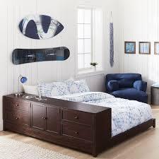 Ultimate Platform Bed Drawer Cabinet Set