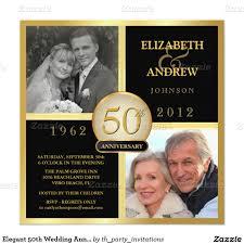 50th wedding invitations pertaining to keyword