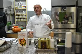Cours De Cuisine Avec Le Chef Etoilé Olivier Nasti Comment Faire La