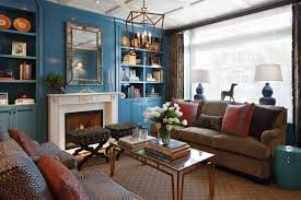 Living Room Bookcases Built In Wall To Wall Bookshelves Atlanta Closet Office Open Shelves