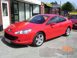 Used Peugeot 407 Coupe 2.0 Hdi Bellagio 2dr in Crewe, Cheshire ...
