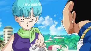 Dragon Ball Z Vegeta Bulma