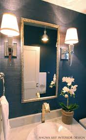 Dark Blue Bathroom 17 Best Ideas About Blue Powder Rooms 2017 On Pinterest Powder