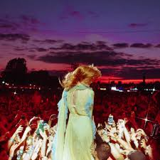 <b>Florence and the</b> Machine