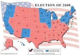United States Electoral College Votes by State
