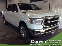 New 2019 Ram 1500 For Sale at Corwin Chrysler Dodge Jeep Ram Fargo | VIN: 1C6SRFFT4KN762196