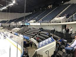 Von Braun Center Arena Seating Chart Propst Arena At The Von Braun Center Huntsville Havoc