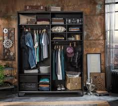 Dark in closet Closet Doors Dark Metal Sliding Wardrobe Crisiswire Best Interior Design Dark Metal Sliding Wardrobe Çİlek