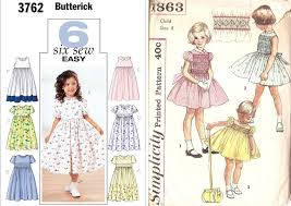Vintage Simplicity Patterns Simple What Kate's Kids Wore How To Make Princess Charlotte's Dresses