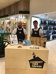 A speciality coffee roaster in surrey, chimney fire coffee was setup in 2016 by dan after working in coffee and cocoa traceability at origin. Chimney Fire Coffee On Twitter Busy Weekend Showcasing Our Coffees Bentalls Thanks For Having Us In Store Specialitycoffee Sampling Kingston