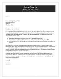 Experienced Restaurant Manager Cover Letter Pertaining To Restaurant