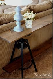 easy diy sofa table. Diy Couch End Table 48 Best Sofa Images On Pinterest Easy Diy Table