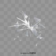 broken glass png images vector and