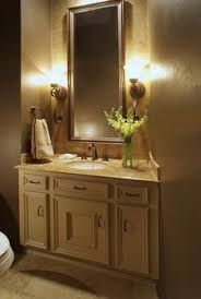 half bath idea design ideas pictures remodel and decor find this pin and more on bathroom lighting over mirror
