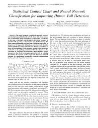 Statistical Control Chart And Neural Network Classification For