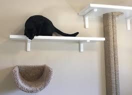 wall mounted cat furniture. Sisal Cat Run 24\u2033 Wall Mounted Furniture