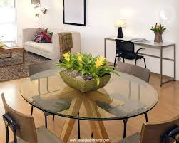 best round glass table top ideas on tall dining with within captivating circular 24 topper cap