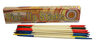 Game With Wooden Sticks New House of Marbles Wooden Pick Up Sticks Traditional Game Toy 30