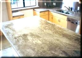 concrete diy countertop i cannot believe