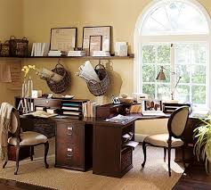 Best Home Office Design Ideas With worthy Office Decorating Tips Picture