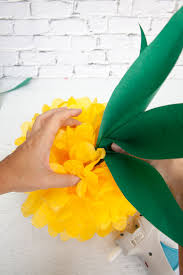 pineapple party decor diy 16 to crown your tissue paper