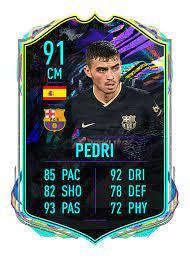 Where the Pedri EA?: FIFA