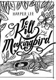 back cover to kill a mockingbird ilration hugh d andrade book covers book covers ilrators and books